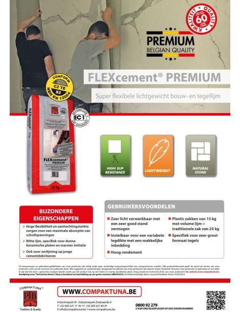 Compaktuna flexcement premium