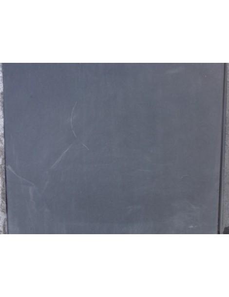 Aruna Black 100x100x3 cm - Rechte kanten