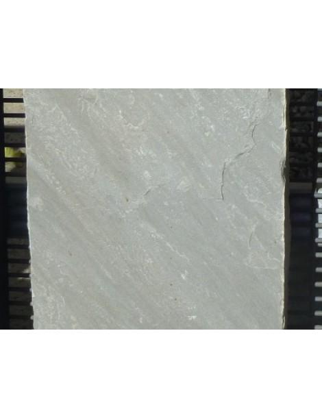 Candela borduur grey 100x20x5/7cm