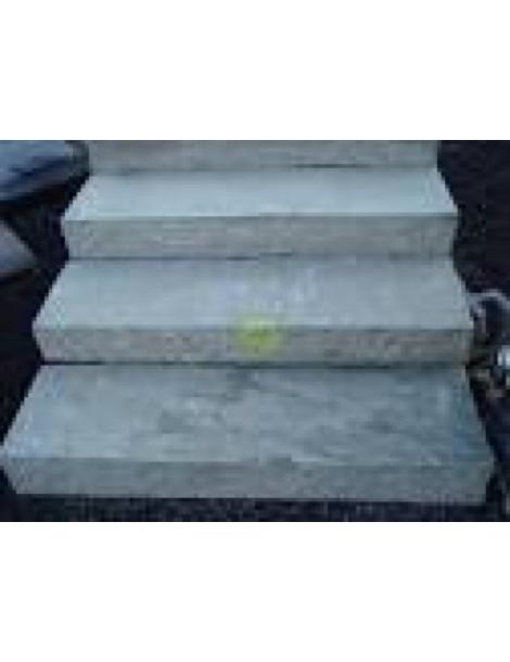 Candela traptreden grey 100x35x15cm