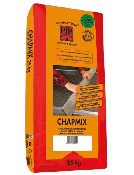 1 CHAPMIX  25 Kg - Gebruiksklare chapemortel